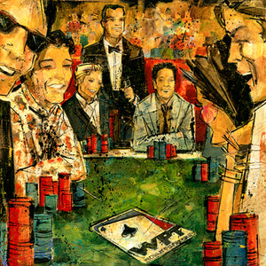 """Young Guns"" - Poker Series"