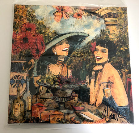 "Special - Women and Wine® Fifthteenth Edition 15""x15"""