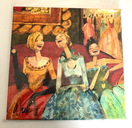 "Special - Women and Wine® Second Edition 15"" x 15"""