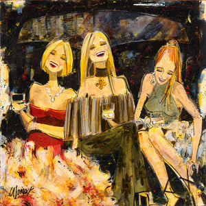 Women and Wine® Girls Night (Limo) Edition