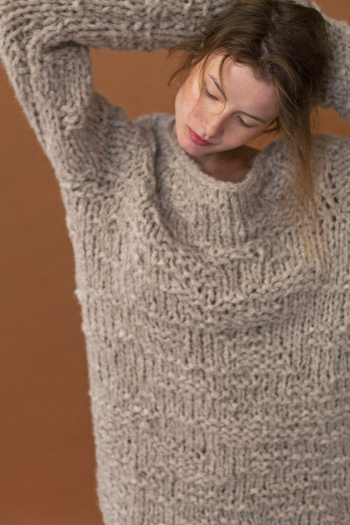 Elly Sweater Pattern