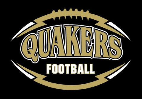 QUAKER VALLEY YOUTH FOOTBALL SPIRIT WEAR