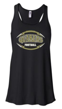 QV YOUTH FOOTBALL GIRLS/LADIES TANK