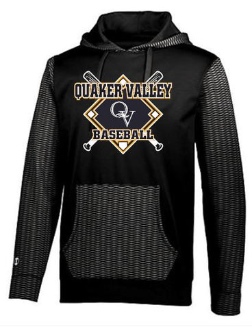 QV HOME PLATE HOLLOWAY RANGE HOODED SWEATSHIRT