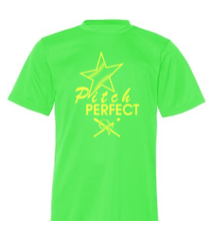 QVSB PLAYER SHIRT - PITCH PERFECT