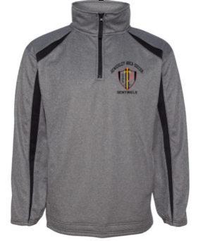 SEWICKLEY AREA SOCCER POLY/FLEECE 1/4 ZIP