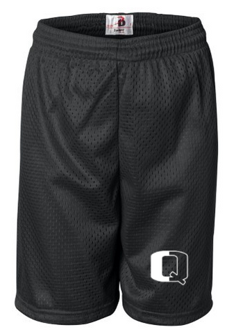 QVMS BOYS LACROSSE B-CORE SHORTS WITH POCKETS
