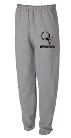 QV GIRLS LACROSSE SWEATPANTS