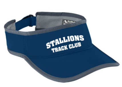 STALLIONS LIGHT-WEIGHT POLY VISOR