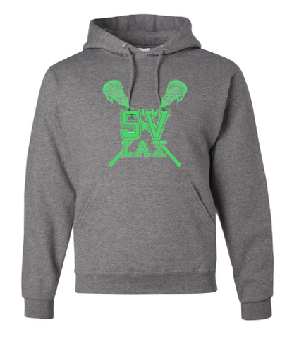 SVLAX GIRLS LACROSSE COTTON HOODED SWEATSHIRT