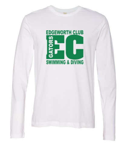EDGEWORTH CLUB SWIM TEAM LONG SLEEVE - SOFT HAND POLY