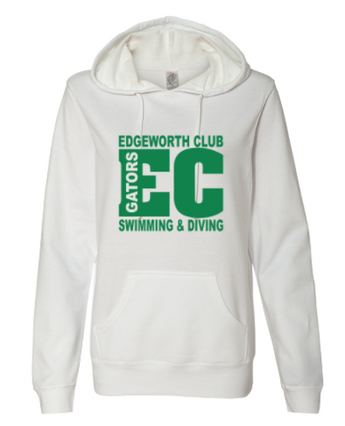 EDGEWORTH CLUB SWIM TEAM HOODED SWEATSHIRT