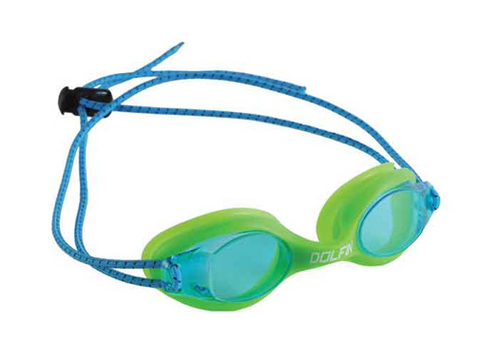 EDGEWORTH CLUB SWIM TEAM DOLFIN BUNGEE GOGGLES