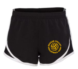 QV VOLLEYBALL CAMP GIRLS/LADIES SHORTS