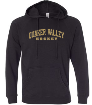QUAKER VALLEY HOCKEY SPECIAL BLEND SOFT HOODED SWEATSHIRT