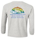 SOMEWHERE OVER THE RAINBOW YOUTH LONG SLEEVE