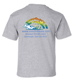 SOMEWHERE OVER THE RAINBOW INFANT/TODDLER/YOUTH SHORT SLEEVE