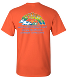 SOMEWHERE OVER THE RAINBOW ADULT STAFF SHORT SLEEVE