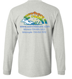 SOMEWHERE OVER THE RAINBOW ADULT STAFF LONG SLEEVE