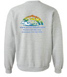 SOMEWHERE OVER THE RAINBOW ADULT STAFF HEAVY BLEND SWEATSHIRTS