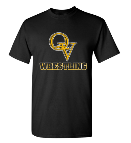 QUAKER VALLEY WRESTLING SHORT SLEEVE T-SHIRT