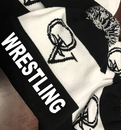 QUAKER VALLEY WRESTLING KNIT HAT