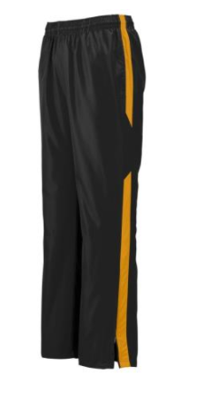 QUAKER VALLEY WRESTLING WARM UP PANTS