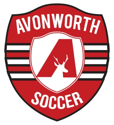 AVONWORTH SOCCER CAR DECAL