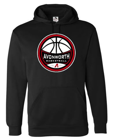 AVONWORTH ROUND BALL COTTON BLEND HOODED SWEATSHIRT