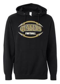 QV YOUTH FOOTBALL SPECIAL BLEND SOFT HOODED SWEATSHIRT (YOUTH & ADULT)