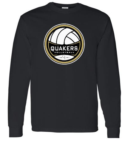 QV VOLLEYBALL LONG SLEEVE T-SHIRT