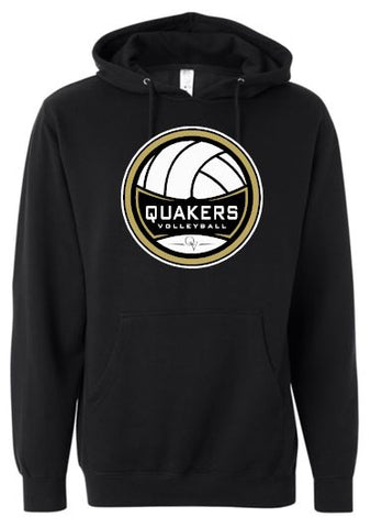 QV VOLLEYBALL HOODED SWEATSHIRT