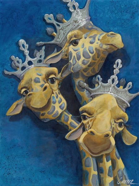 We Three Kings - Print