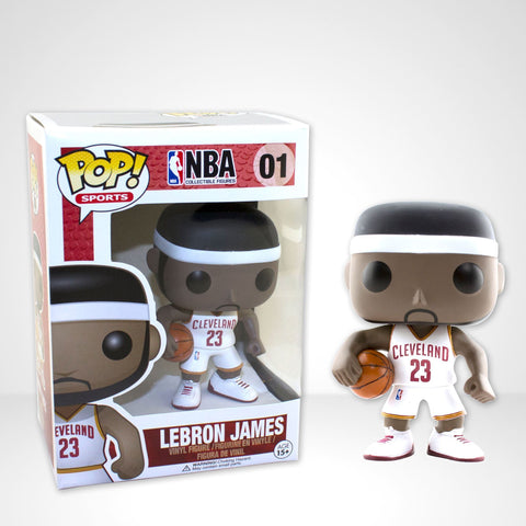 NBA (Cleveland Cavaliers) - Lebron James - 01