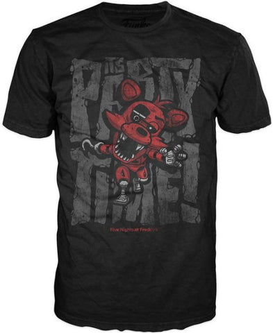 Pop Tees (Five Nights at Freddy's) - Foxy