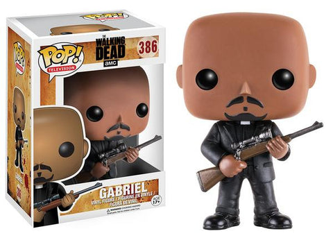 The Walking Dead - Gabriel - 386