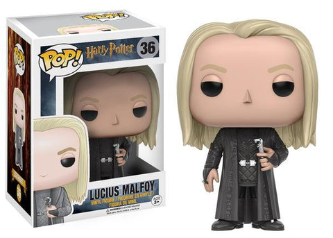 Harry Potter - Lucius Malfoy - 36