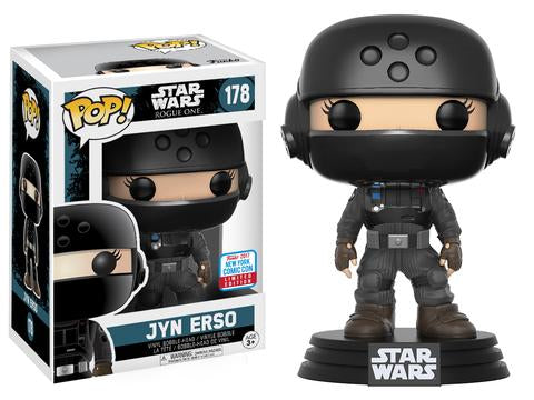 Star Wars - Jyn Erso (2017 NYCC Exclusive) - 178