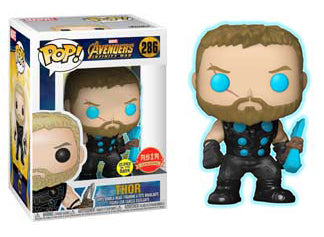 Marvel - Thor (GITD Asia Exclusive) - 286