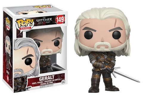 The Witcher - Geralt - 149
