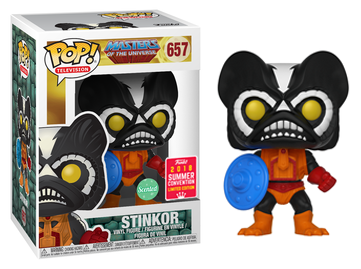Masters of the Universe - Stinkor (Scented) - 657