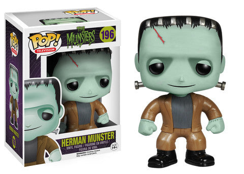 The Munsters - Herman Munster - 196