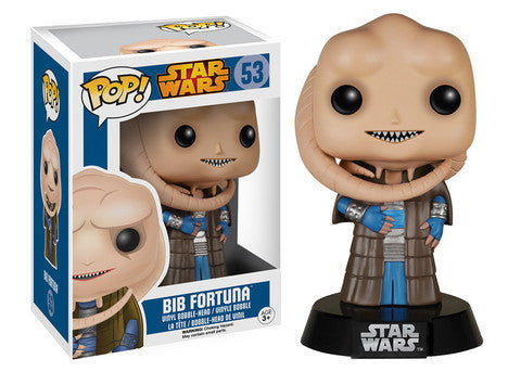 Star Wars - Bib Fortuna - 53
