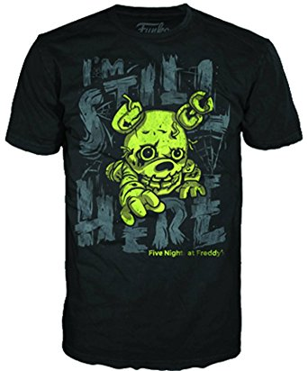 Pop Tees (Five Nights at Freddy's) - Spring Trap