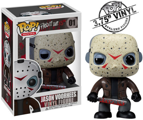 Friday the 13th - Jason Voorhees - 01