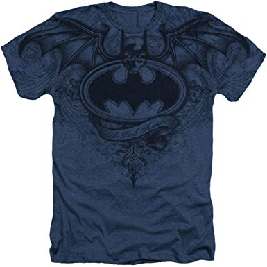 DC Tees (DC) - Batman (Winged Logo)