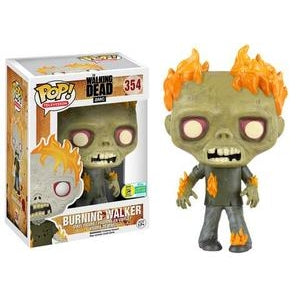 The Walking Dead - Burning Walker (2016 SDCC Exclusive) - 354