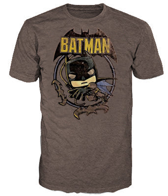Pop Tees (DC) - Batman Retro