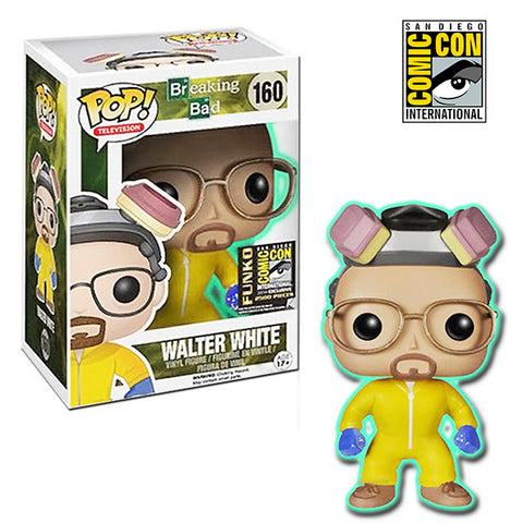 Breaking Bad - Walter White Glows in the Dark (2014 SDCC Exclusive) - 160