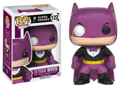 DC - The Penguin Impopster - 122